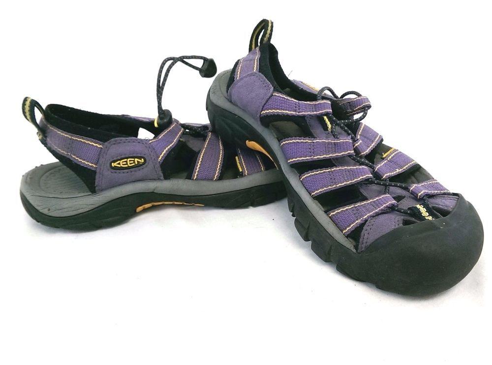 KEEN Women's Purple Waterproof ClosedToe Outdoor Sport