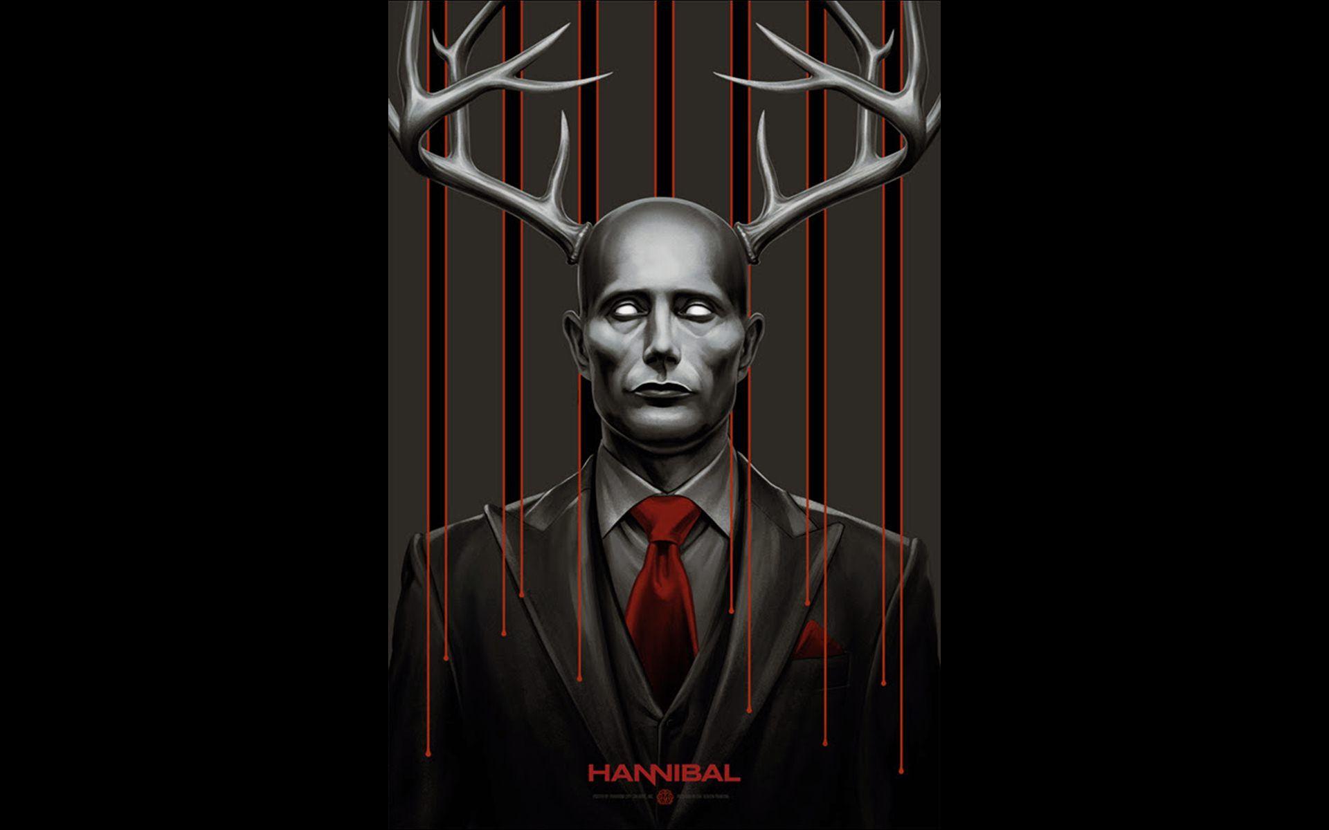 Hannibal Tv Series Desktop Background Wallpaper