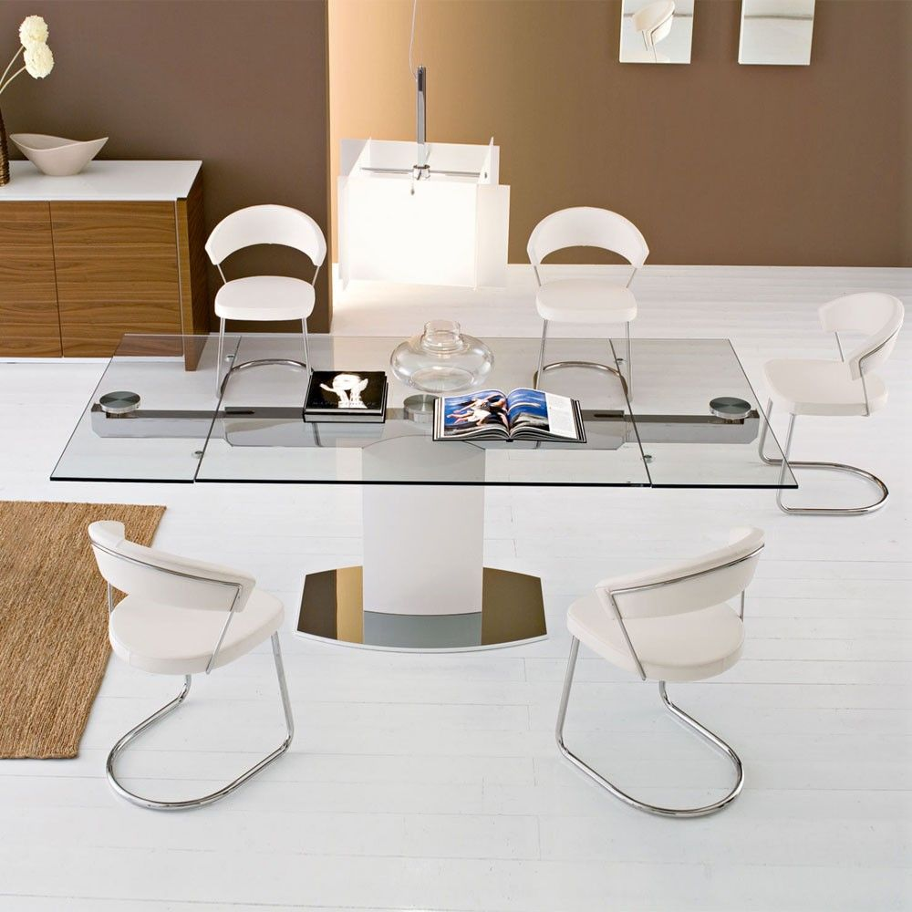 Extendable Glass Dining Table Sydney  Glass Table  Pinterest Fair Extendable Glass Dining Room Table Decorating Design