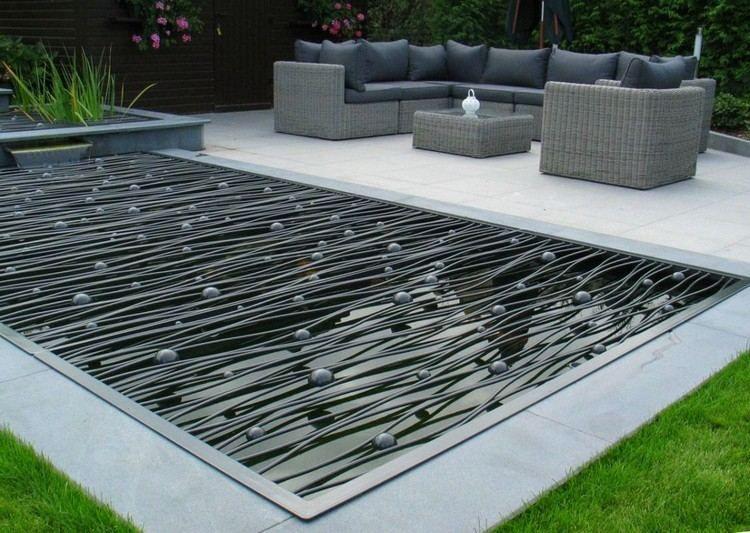 Design Exterieur: Protection Bassin De Jardin –grillage ...