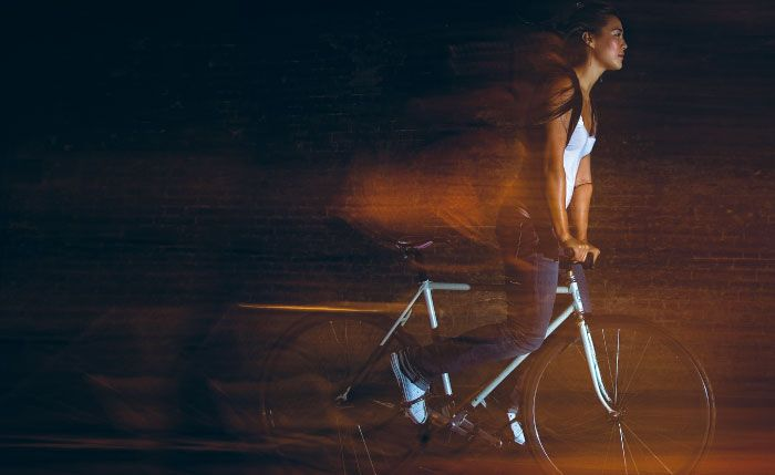Why I ride photography. Howies/Fixed gear London