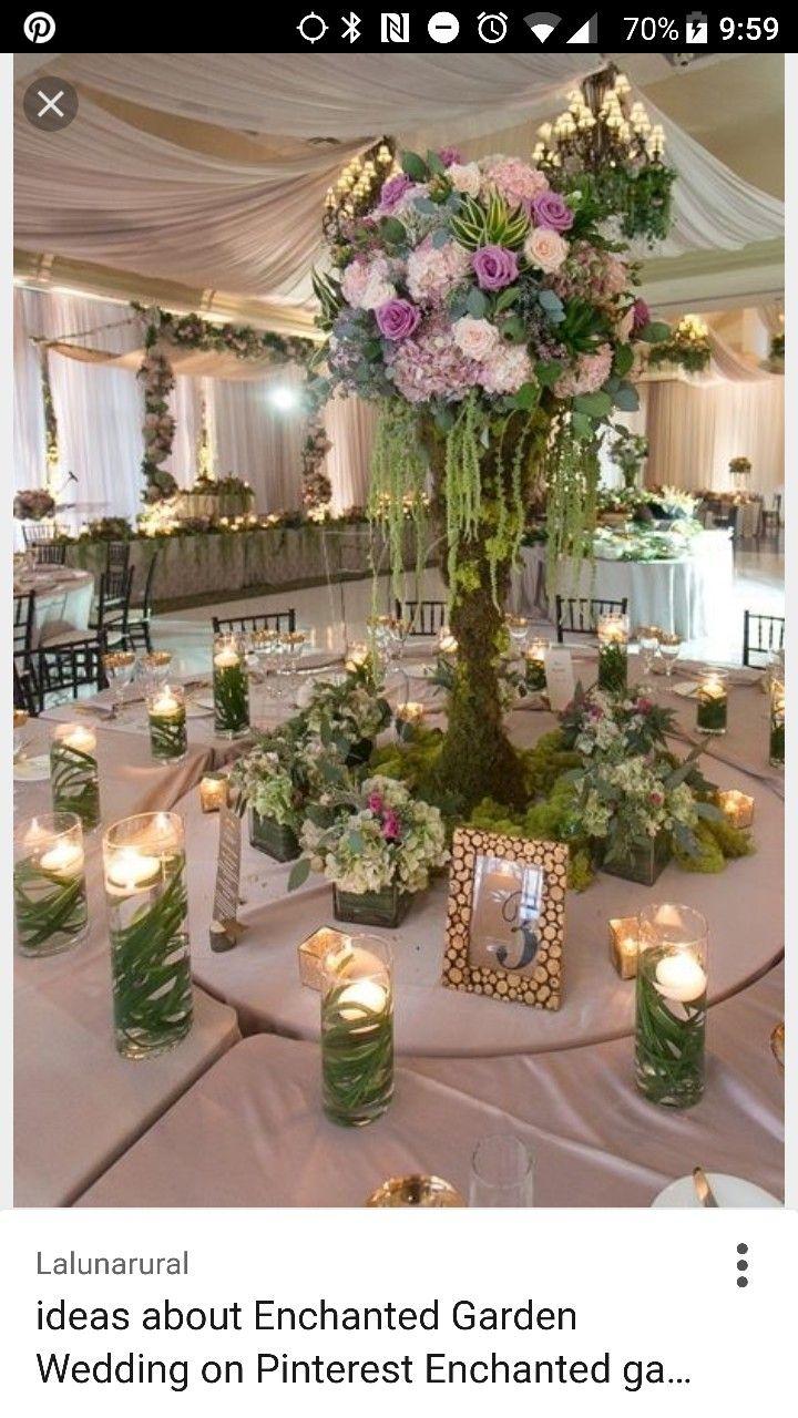 Pin By Jasmine Thomas On Engagement Garden Theme Wedding Forest Theme Wedding Enchanted Forest Wedding