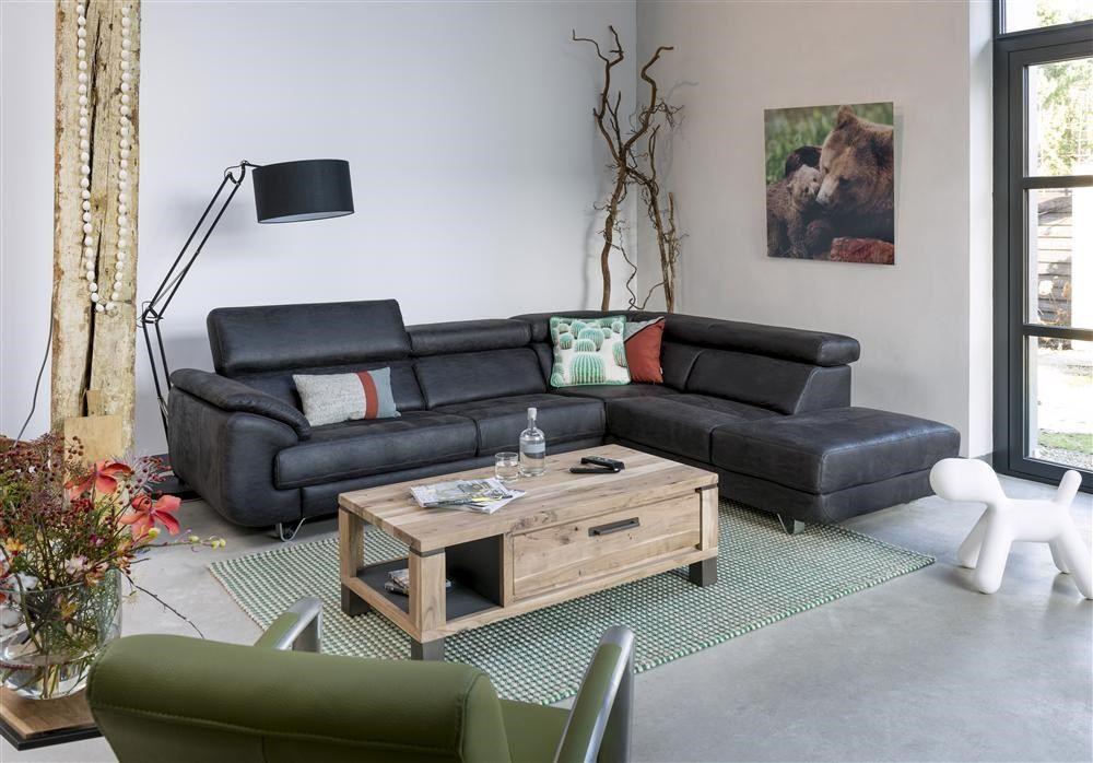 Woonkamer Inspiratie Landelijk : Henders hazel falster woonkamer inspiratie hout modern landelijk