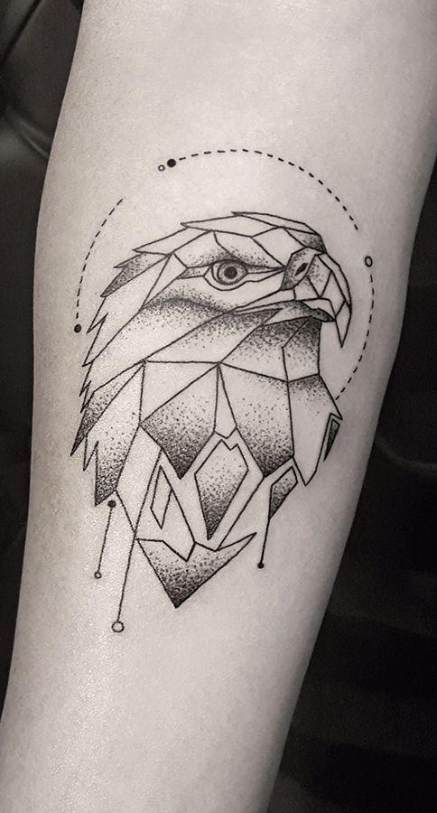 Eagle tattoo Más