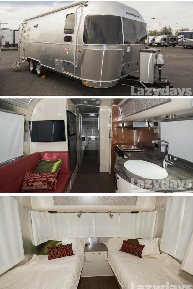 Fall In Love With The Airstream International Serenity Available Now At The Lazydays Rv Tucson Dealership L Van Home Travel Trailers For Sale Rv Trailers