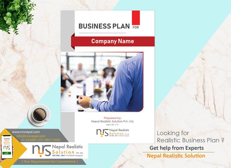 A business plan is a guide which outlines the business's