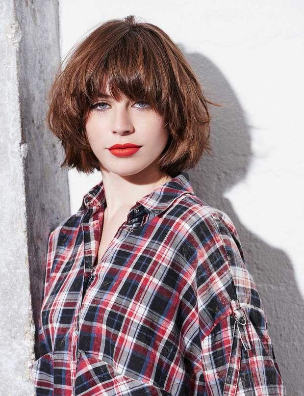 coupe cheveux carre retro