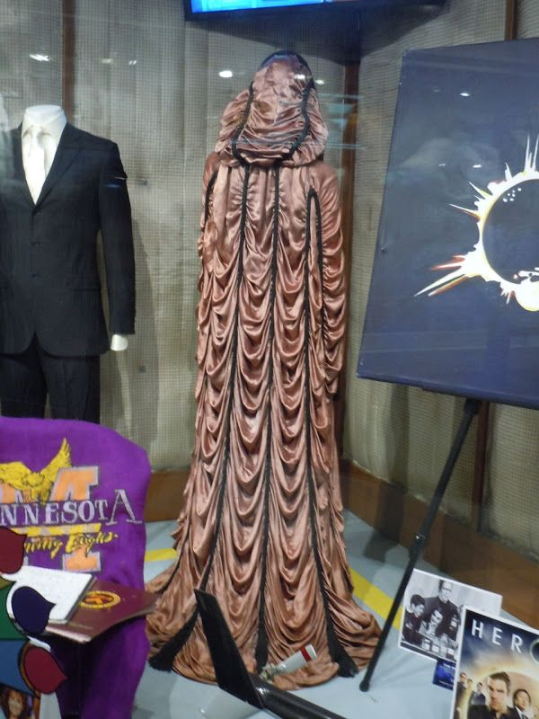 Yvonne De Carlo's Lily cloak from The Munsters...