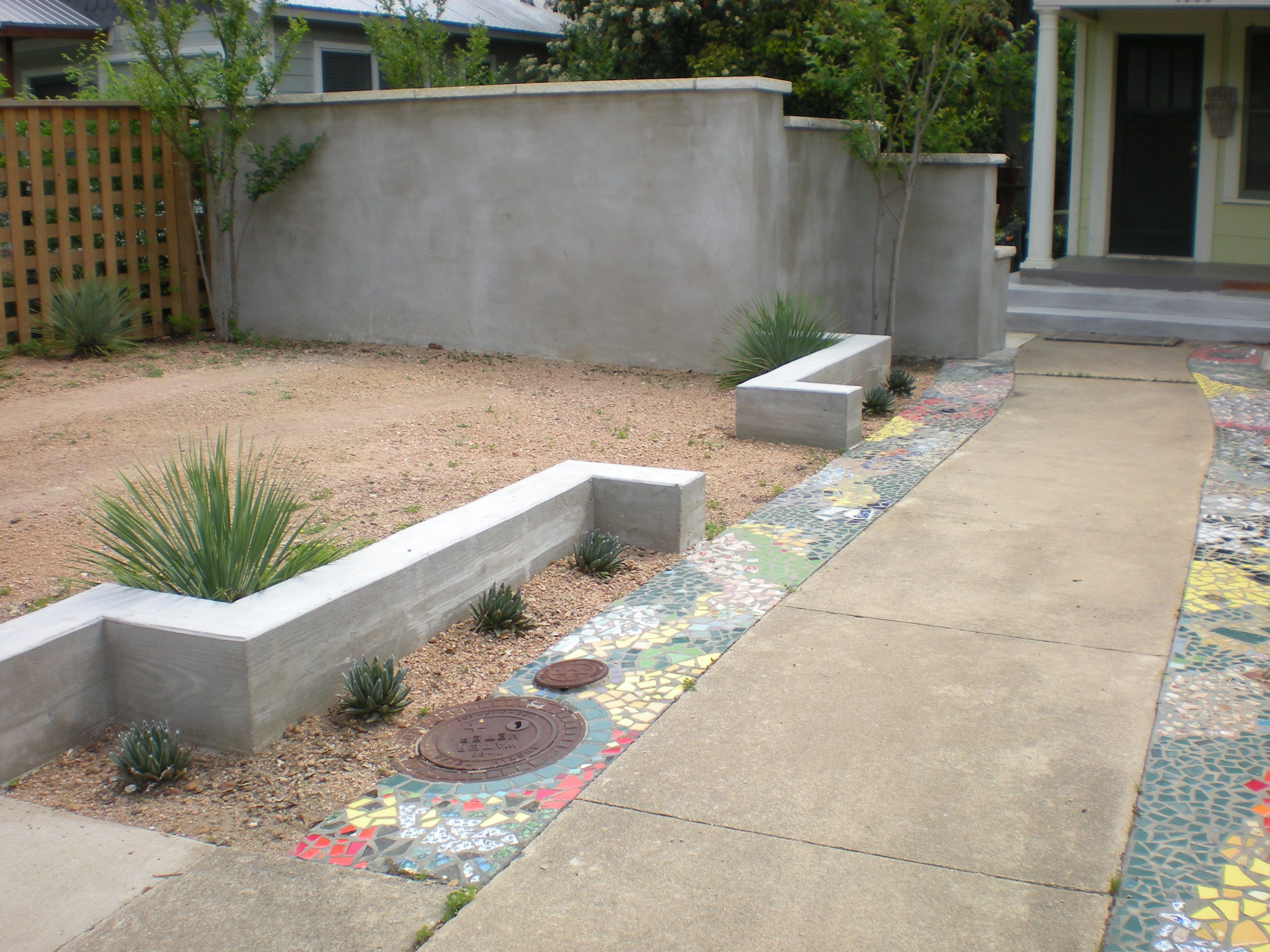 Austin, Texas Xeriscaping with Bill Rose from Blissful ...