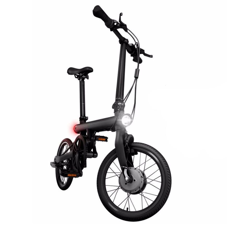 Xiaomi Smart Electric Power Folding Bike Bluetooth 4 0 Smart Bike