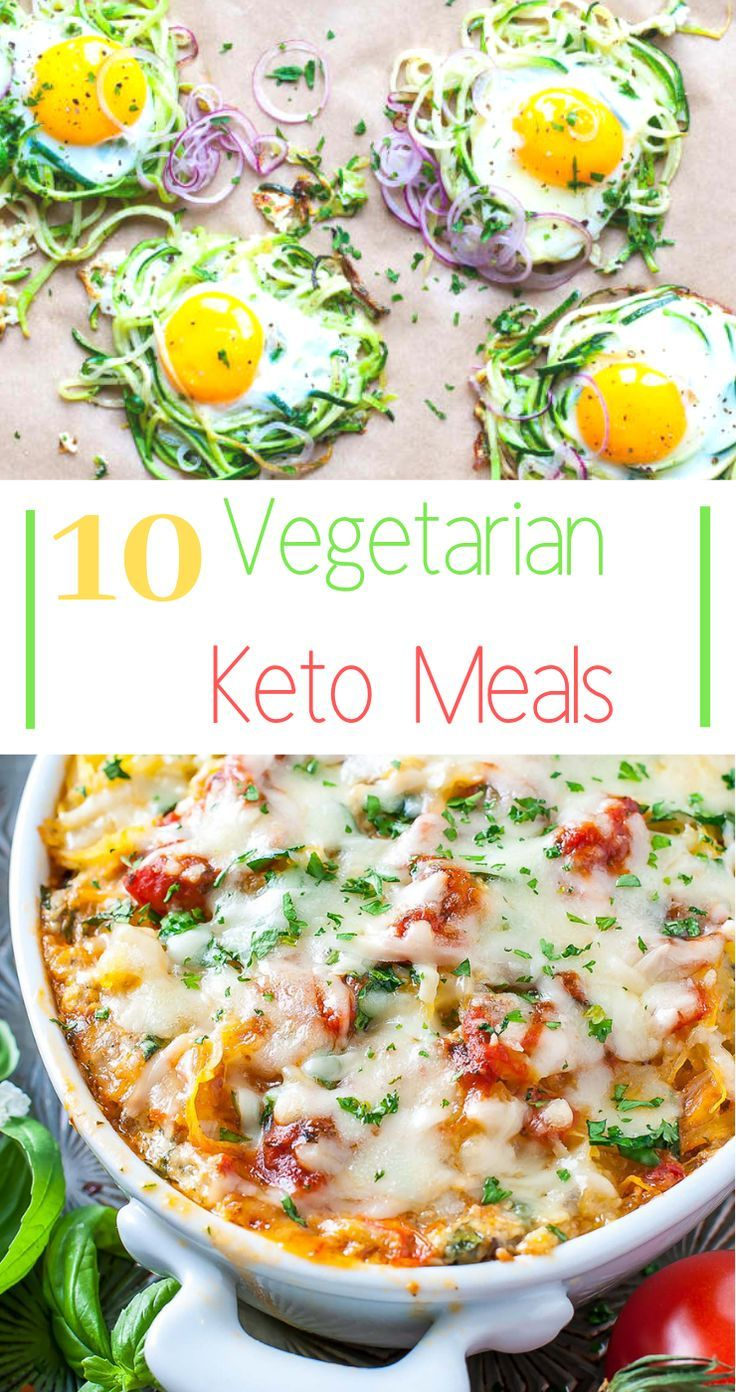 10 Of Our Favorite Keto Vegetarian Meals Keto Recipes In