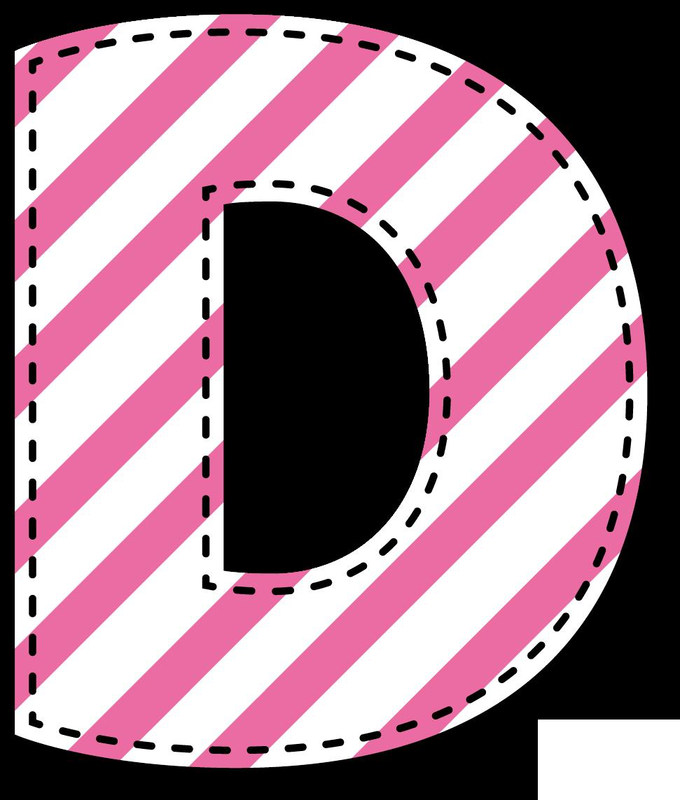 D MAYÚSCULA | Lindo | Pinterest | Polka dot letters, Alphabet ...