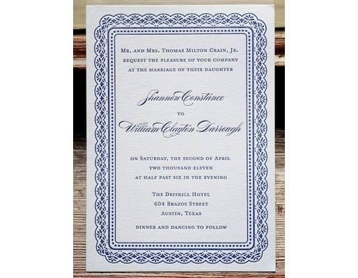 Our 50 Favorite Wedding Invitations 50 Wedding and Wedding