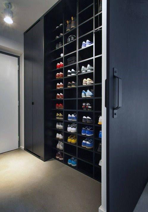 top 100 best closet designs for men walk in wardrobe ideas mod rh pinterest com