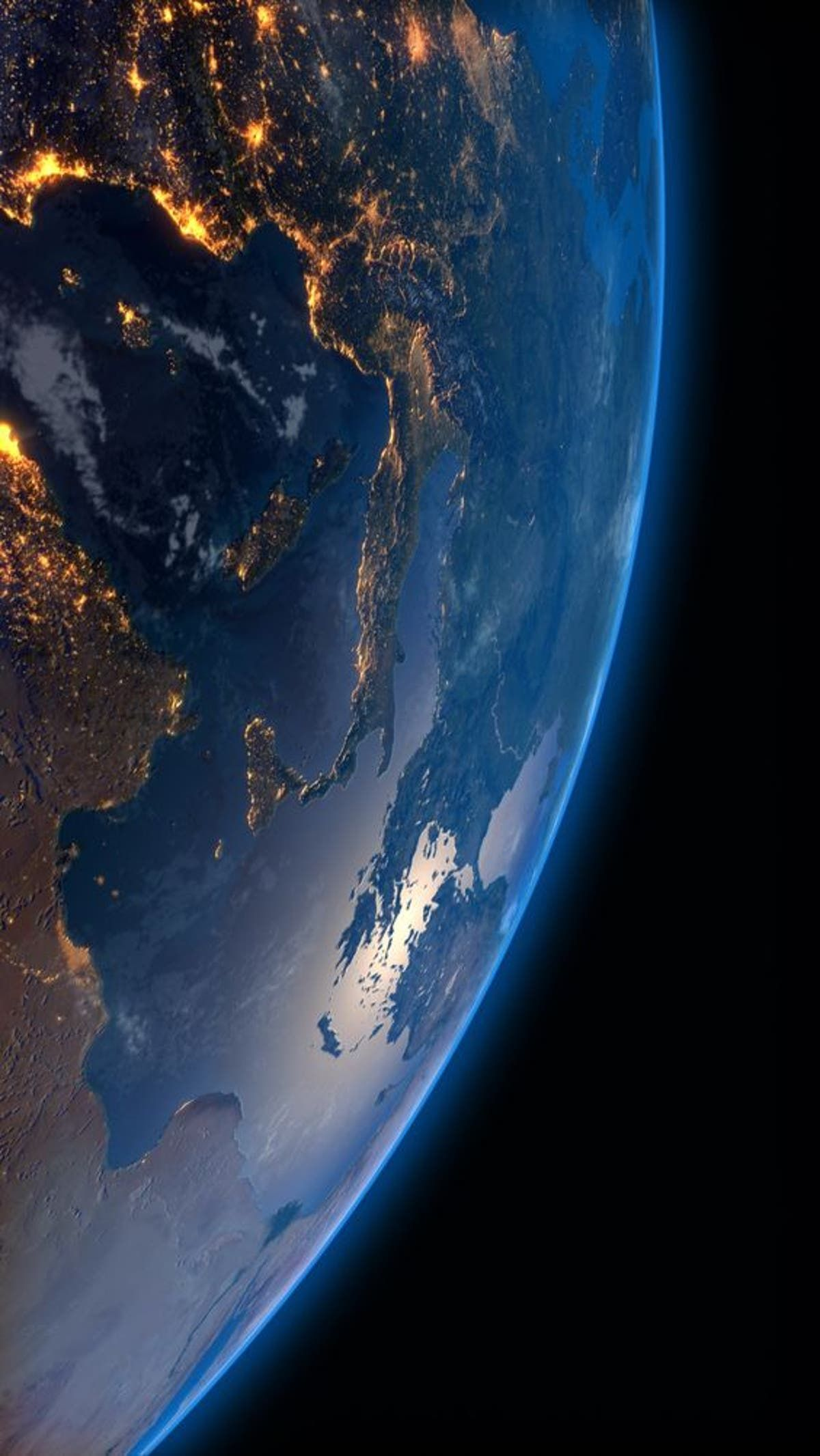 2020 We Have Just Started In 2021 Wallpaper Earth Iphone Wallpaper Earth Earth At Night