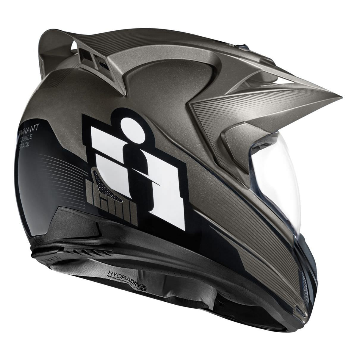 Icon variant double stack helmet helmets icons and graphics