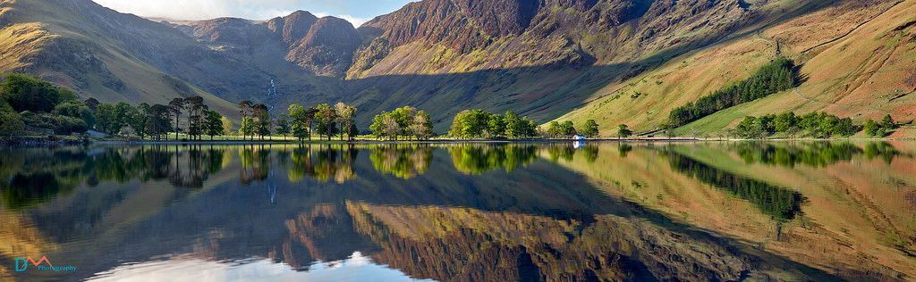 First Light At Buttermere Lake District Lake District National Park Landscape Photography