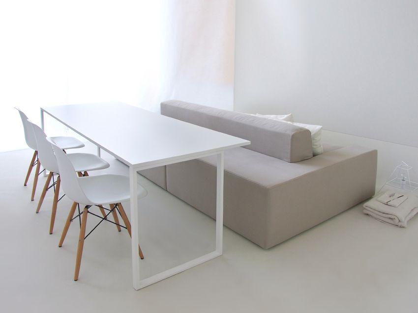 Leuke oplossing voor kleine wooneetkamers Keuken Pinterest