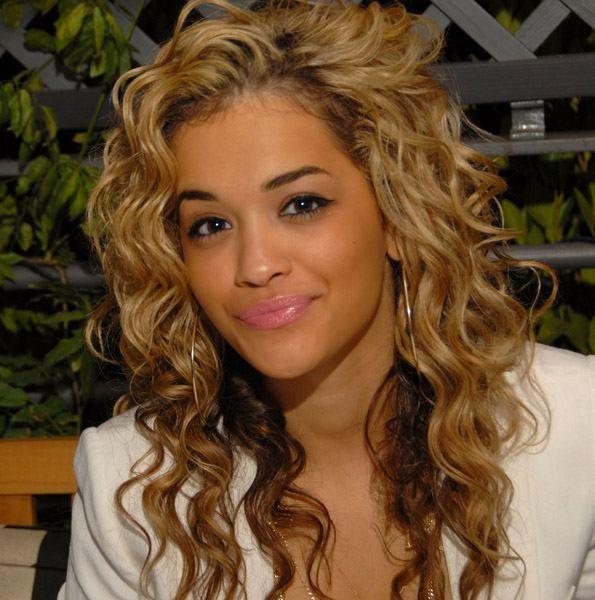 Music Newcomer Rita Ora Curly Hair Styles Hot Hair Styles Hair