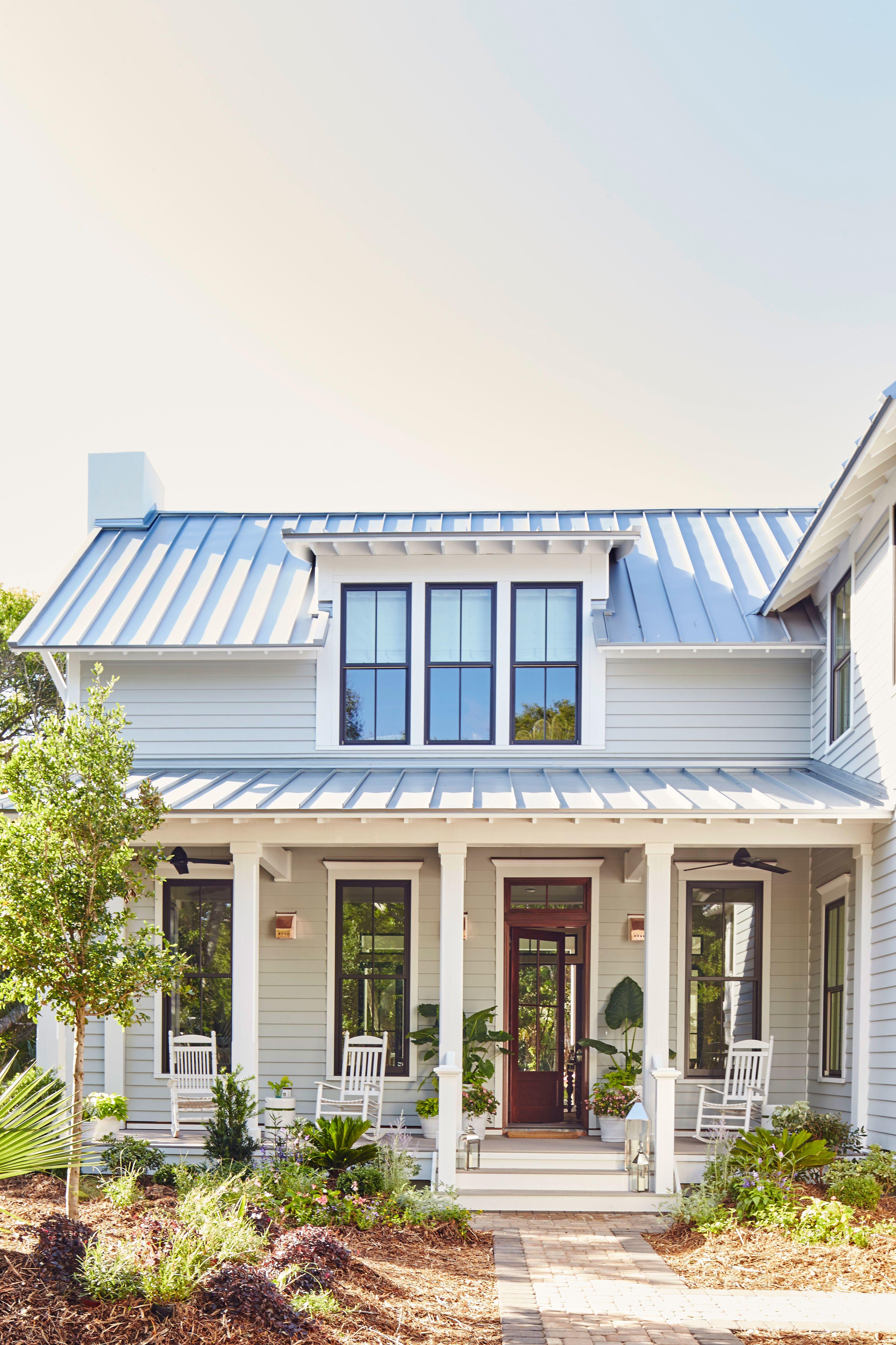 Southern Living Bald Head Island Idea House 2017 Southern Living Homes Southern Cottage Cottage Style