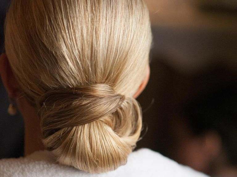 The Best Updo for Your Hair Type and Texture  | TheKnot.com