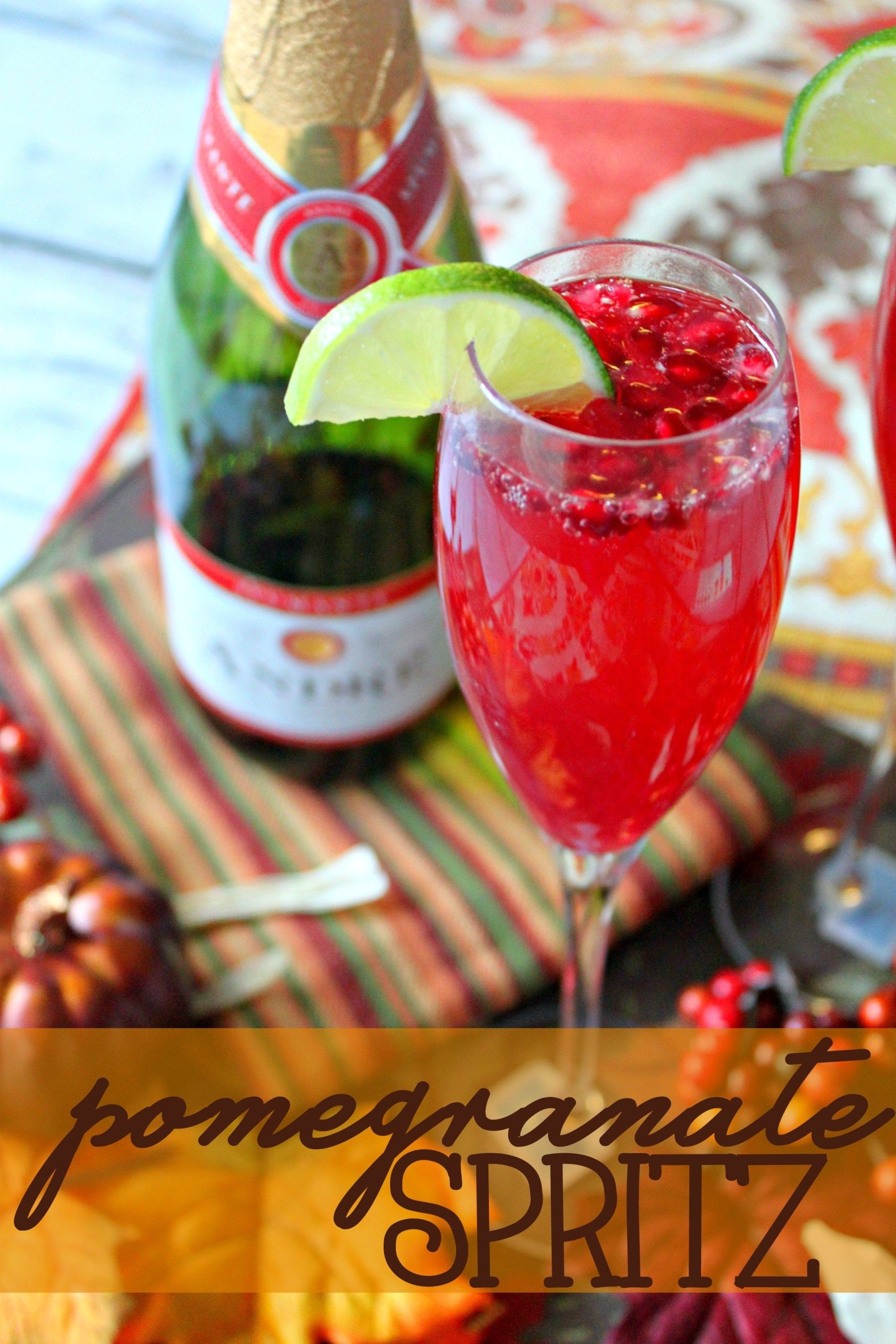 Fall Champagne Cocktails With Andre Champagne Epicwithandre Cocktails Champagne Cocktail