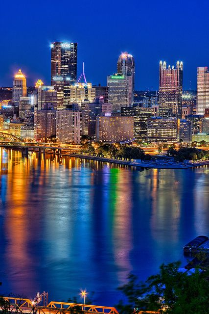 City 8 Places To Visit In Pittsburgh Photo 2 Of