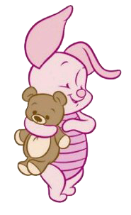 Disney Babies Clip Art Baby Piglet May Be Shy But Don T Let That