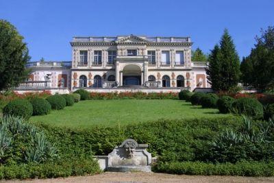 Montlucon Chateau De La Louviere 1926 Avec Un Parc Compromis