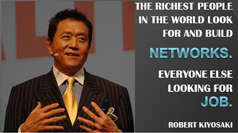 The Richest People In The World Look For And Build Networks