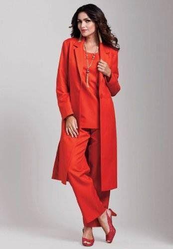 Plus size formal womens pant suits | Formal Pant suits | Pinterest