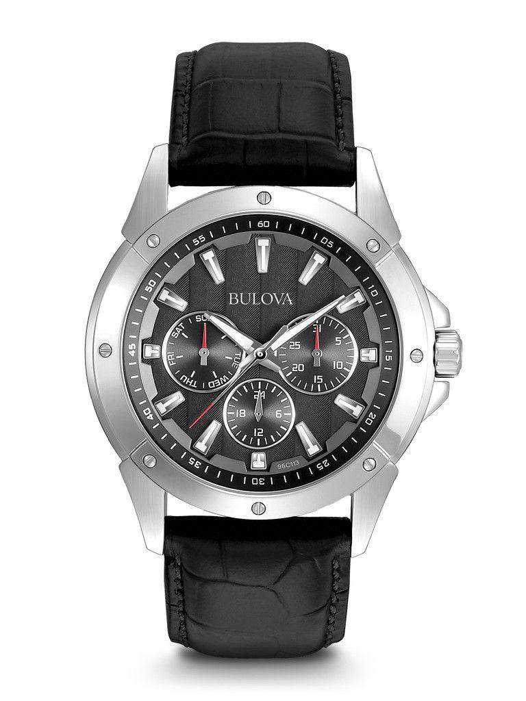 96C113 Men's Watch
