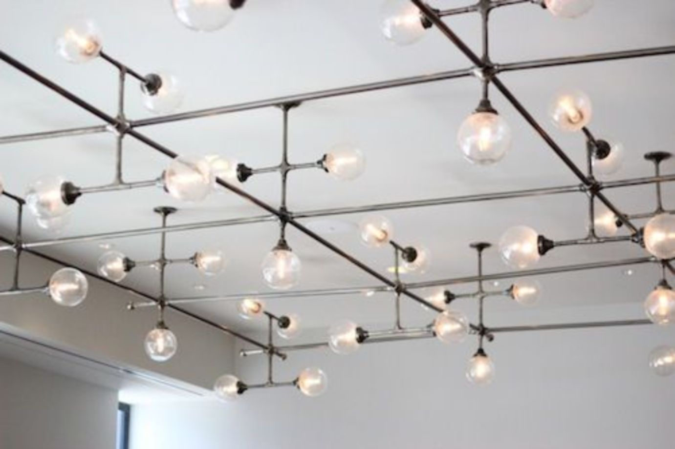 Nice 60 Cool And Creative Track Lighting Ideas Https About Ruth Com 2017 08 14 60 Cool Creative Track Interior Lighting Lighting Inspiration Ceiling Lights