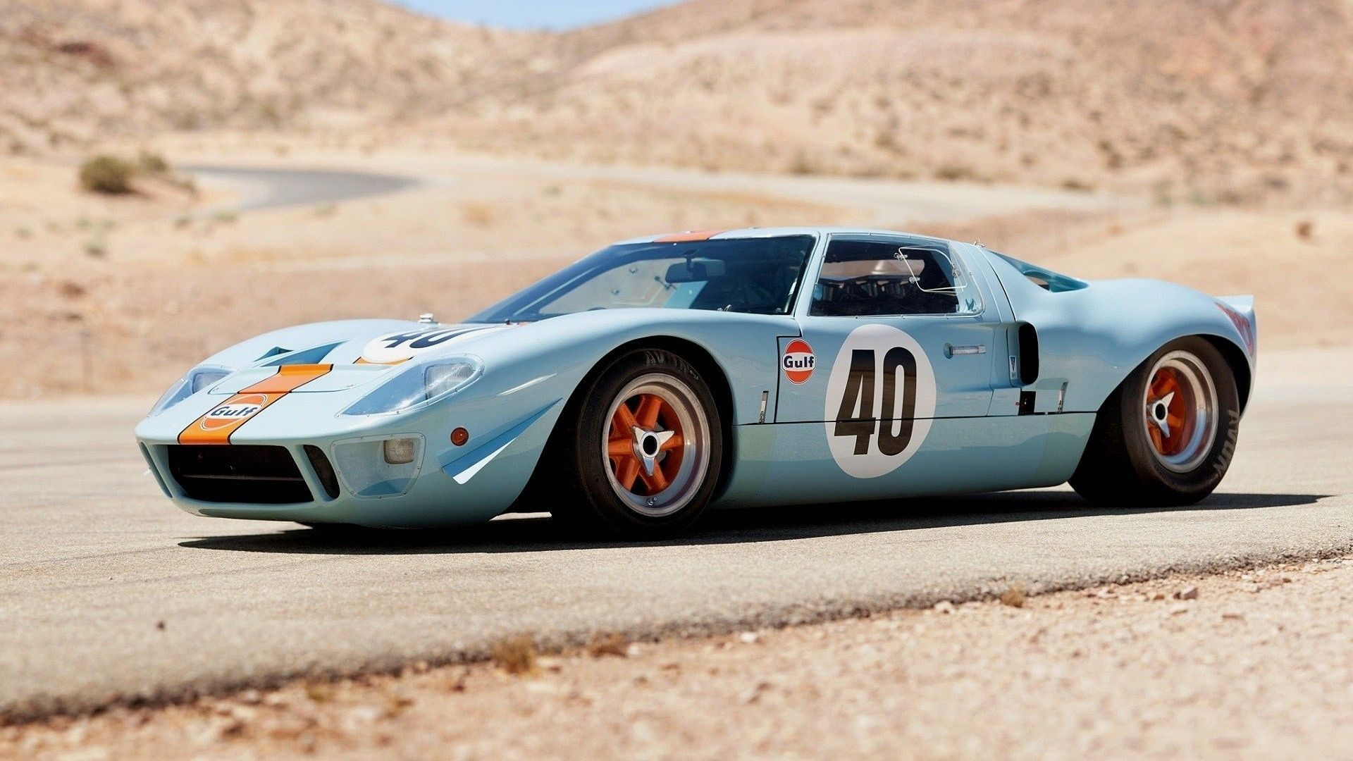 General 1920x1080 Car Ford Gt40 Coupe Sportscars Ford Gt 40