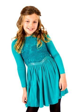 Teen Holiday Dress 76