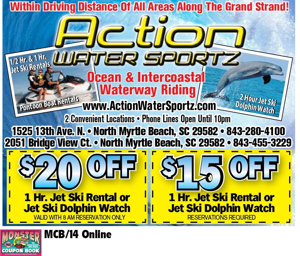 Action Water Sportz Myrtle Beach Resorts Myrtle beach