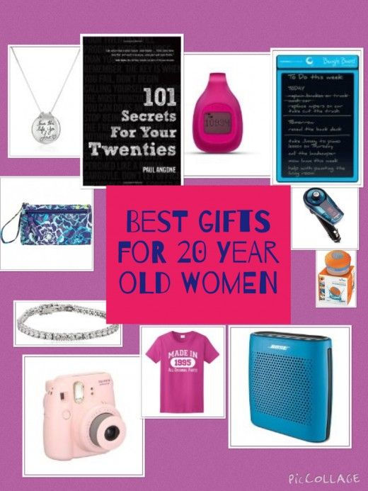 Christmas Gifts For 20 Year Old Female