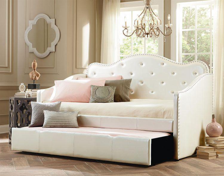 Caroline Youth Daybed W Trundle Standard Furniture