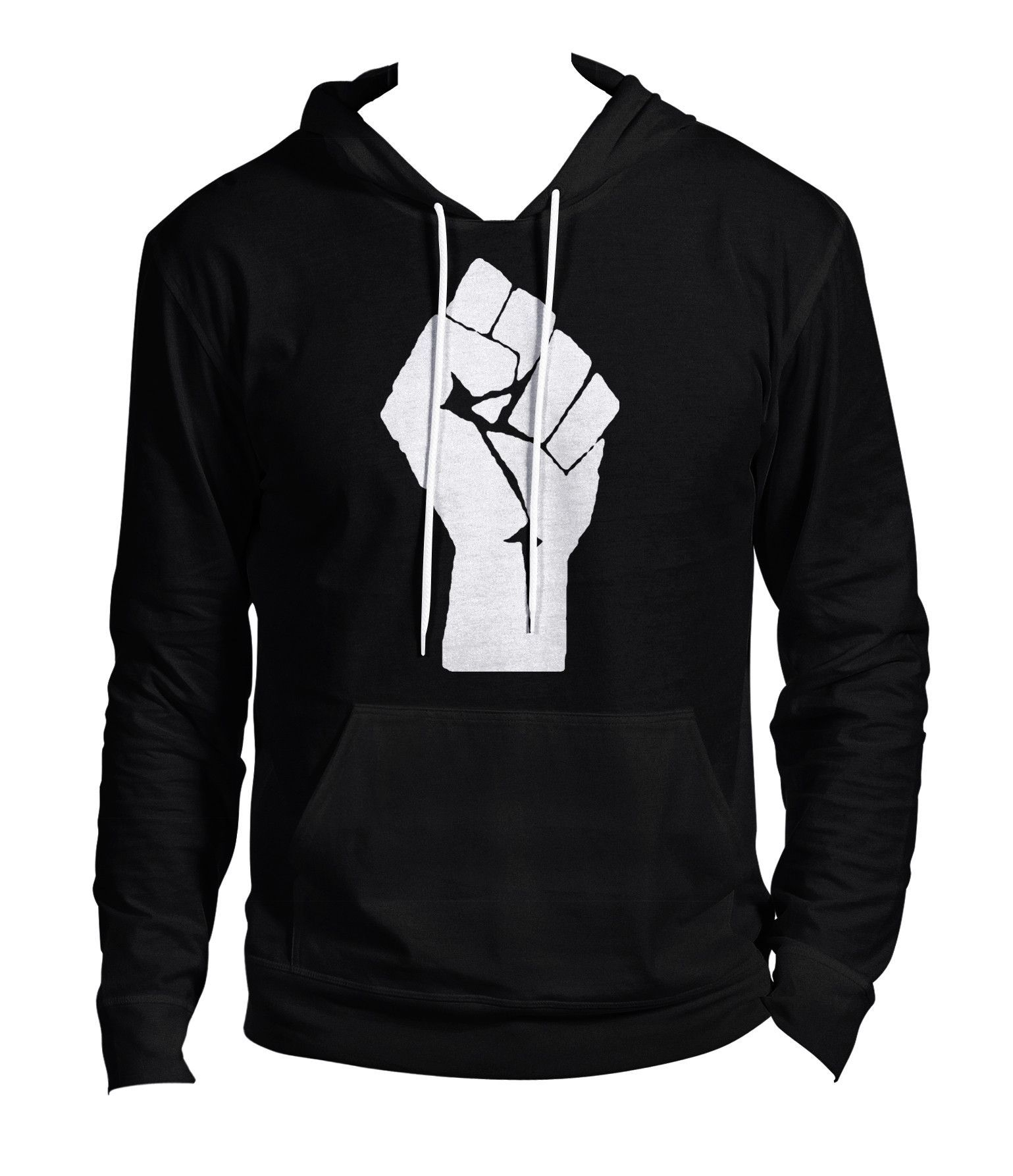 d299c660c5 Black Power Fist Hoodie | AFRO-QUO! | Black, Black power, Hoodies