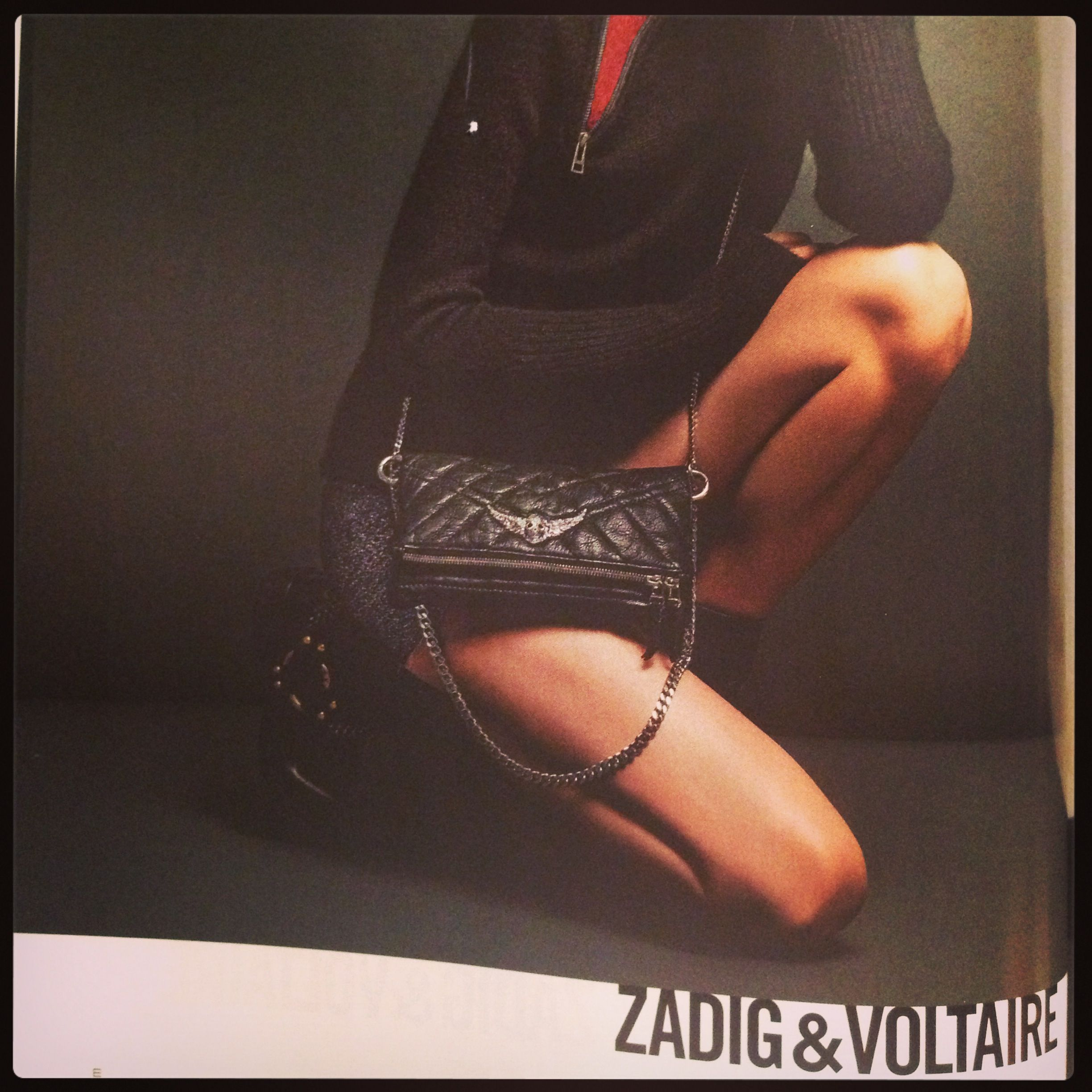 Obsession zadig&voltaire