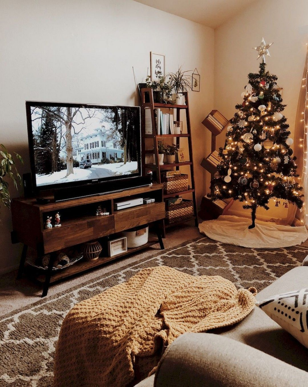 A Living Room Is Often The First Room We Decorate And The First