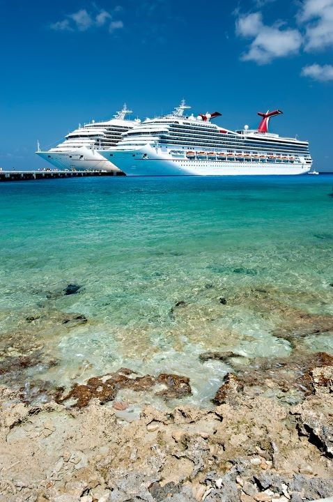 Cool Places To Visit, Carnival Cruise Deals