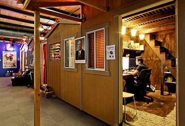 pixar office. Find Out What It\u0027s Like Inside Pixar Offices Office N