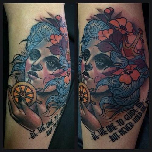 Jasmin Austin Australian Tattoo Tattoos Tattoo Artists