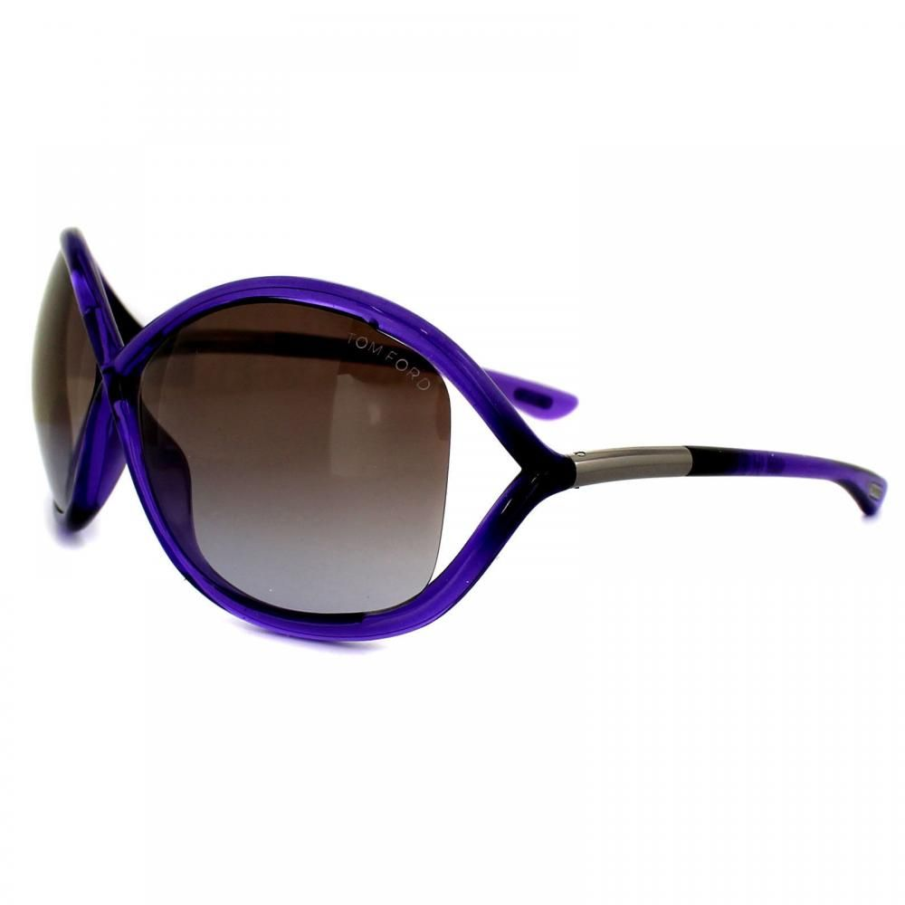 ef6f8a44d8 Tom Ford womens sunglasses Whitney Purple