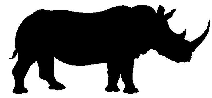B7fd776f8bf0bf93a4ae36cb1d Animal Silhouette Silhouette Art Animal Templates
