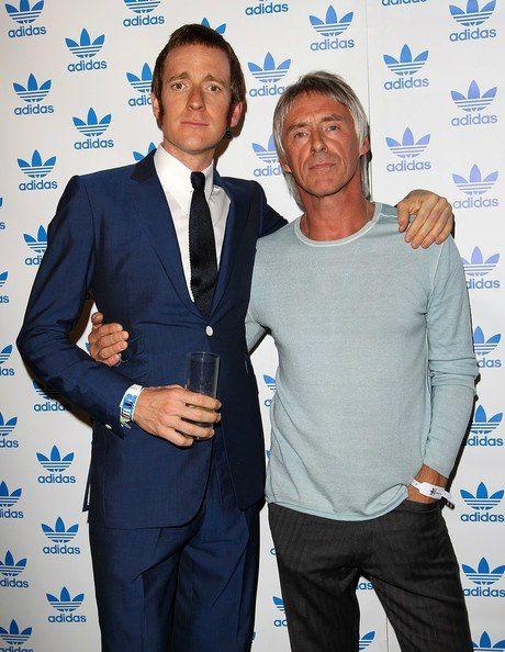 Paul Weller & Bradley Wiggins
