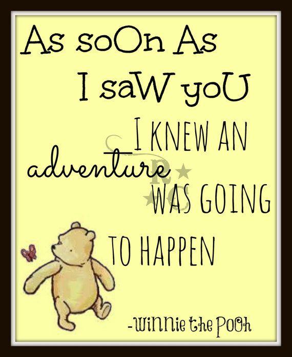 3 8X10 digital Vintage Winnie The Pooh prints. by Raising3Cains ...