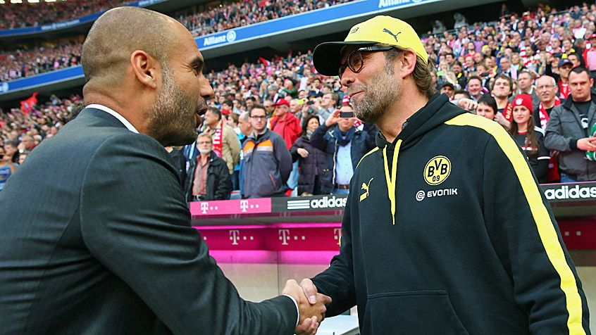 4/12/2014 Bayern Munich vs Dortmund 0:3   Football ~ Mia San