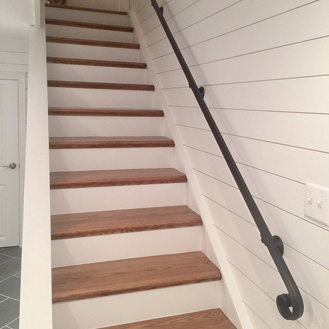 Best 10 Ft Wrought Iron Wall Rail Hand Rail Stair Step Railing 640 x 480